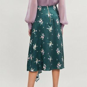 Ted Baker London Skirts - New Ted Baker Anabell Flourish Asymmetric Skirt